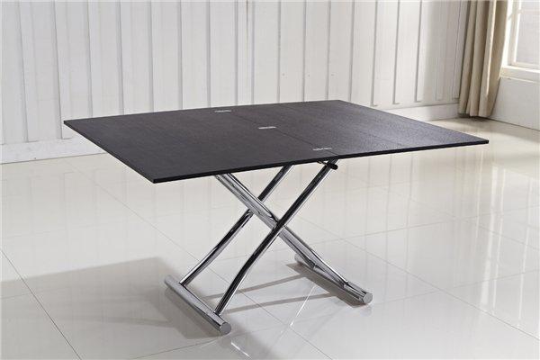 Table basse tous les fournisseurs rectangulaire pied - Table basse relevable transparente ...