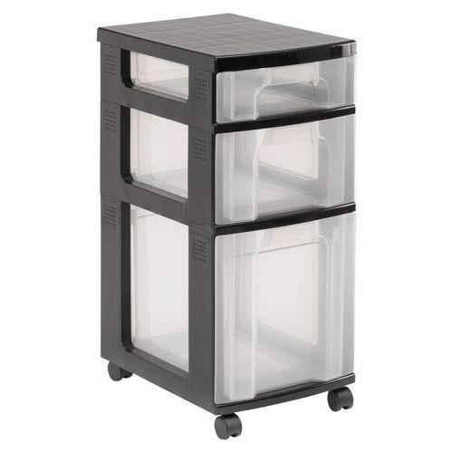 tour de rangement plastique achat vente tour de. Black Bedroom Furniture Sets. Home Design Ideas