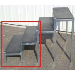 escalier 2 marches sans garde corps. Black Bedroom Furniture Sets. Home Design Ideas