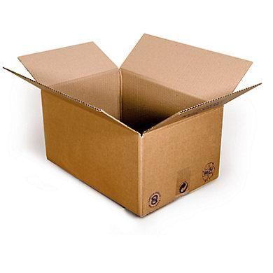 caisse americaine simple cannelure 540x360x320. Black Bedroom Furniture Sets. Home Design Ideas