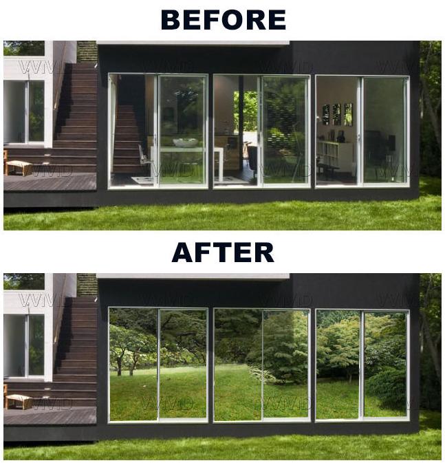 films d 39 intimit pour les vitres. Black Bedroom Furniture Sets. Home Design Ideas