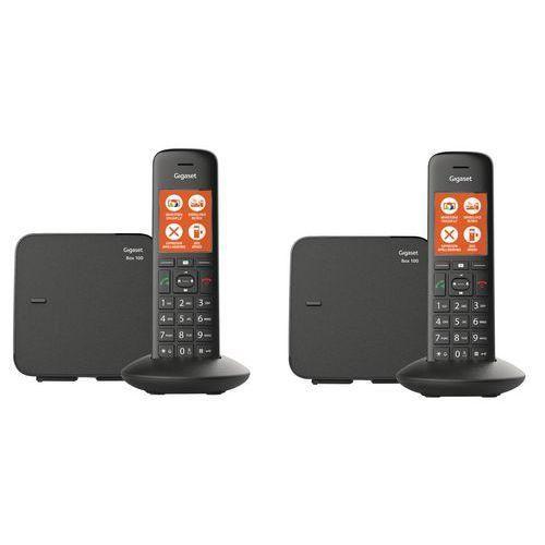 TÉLÉPHONE FIXE SANS FIL GIGASET AS470 Comparer les prix de TÉLÉPHONE ... a637d8a2ac51