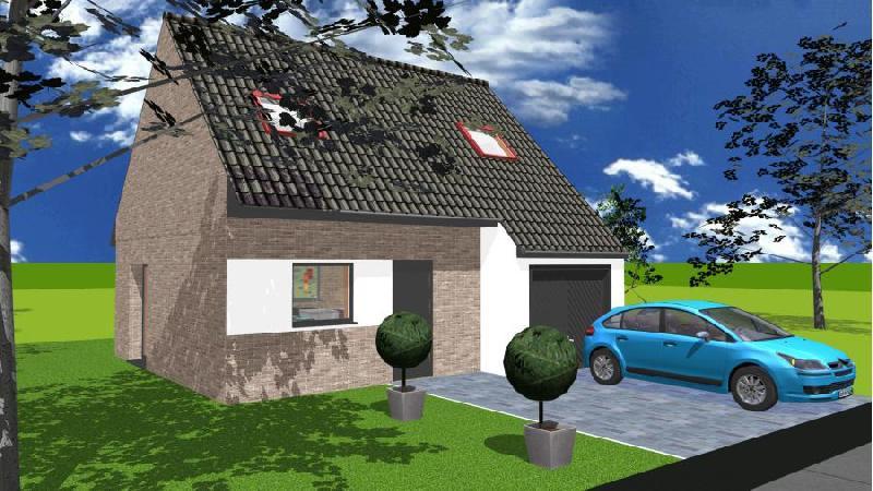 Habitations completes maison neuve avec son terrain de for Maison neuve avec terrain