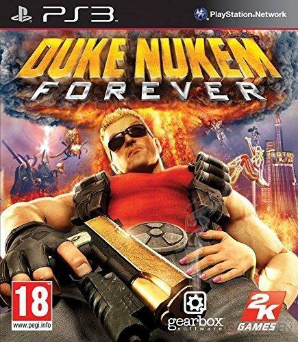 JEUX PS3 DUKE NUKEM : FOREVER DE TAKE2