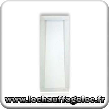 radiateur lectrique campa ravil 3 0 blanc etroit vertical 1000w comparer les prix de radiateur. Black Bedroom Furniture Sets. Home Design Ideas