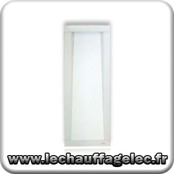 radiateur lectrique campa ravil 3 0 blanc etroit vertical. Black Bedroom Furniture Sets. Home Design Ideas