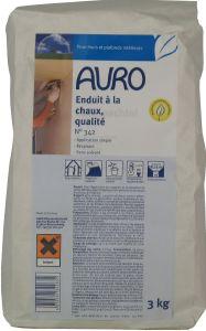 ENDUIT NATUREL À LA CHAUX AURO 342