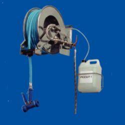 Enrouleurs pour tuyaux hydrauliques