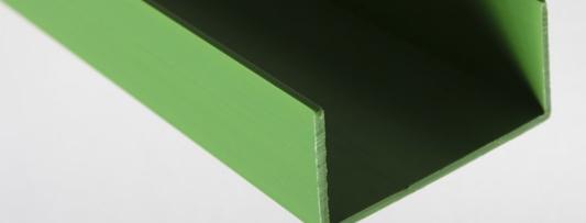 profile en pvc profils en u. Black Bedroom Furniture Sets. Home Design Ideas