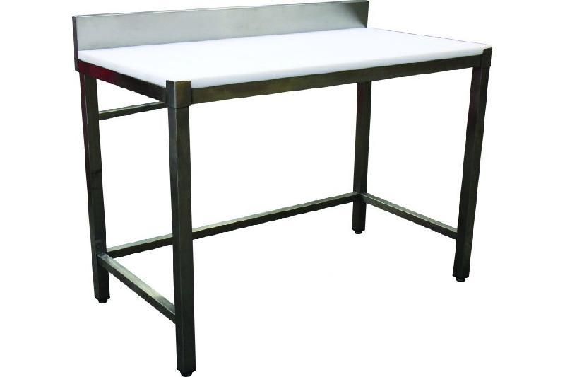 TABLE DE DÉCOUPE PROFESSIONNELLE 25 MM ADOSSÉE - 700 X 1800 MM