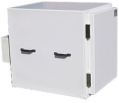 container isotherme amovible 400 litres. Black Bedroom Furniture Sets. Home Design Ideas