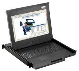 X117 - tiroir console lcd 17