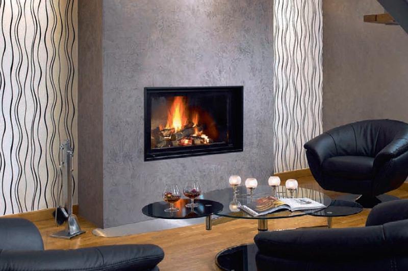 pierre de meuse produits cheminees contemporaines. Black Bedroom Furniture Sets. Home Design Ideas