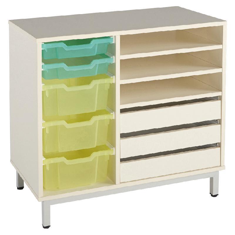 meuble multirangement marine comparer les prix de meuble multirangement marine sur. Black Bedroom Furniture Sets. Home Design Ideas