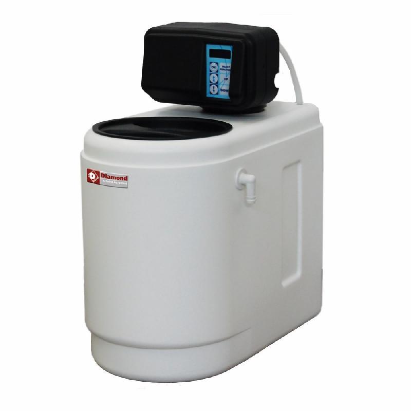 Adoucisseur d\'eau chrono-volumétrique 5 litres adoucisseur d'eau softener plus - add-5/cv