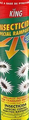 INSECTICIDE RAMPANTS PRO