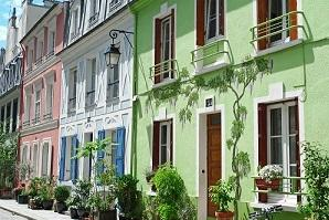 Peintures de facades tous les fournisseurs peintures for Quelle peinture pour facade exterieure
