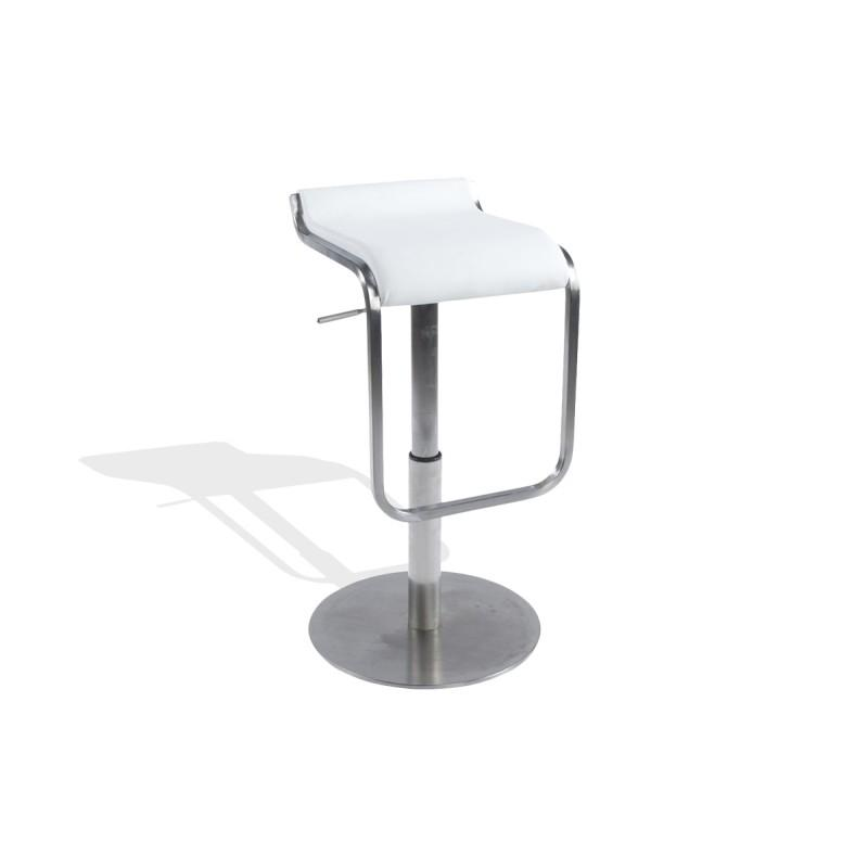 tabouret de bar design blanc comparer les prix de tabouret de bar design blanc sur. Black Bedroom Furniture Sets. Home Design Ideas