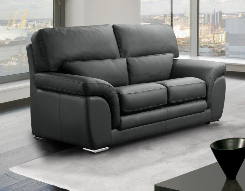 canap gris anthracite good canap sofa divan oliver canap duangle rversible convertible with. Black Bedroom Furniture Sets. Home Design Ideas