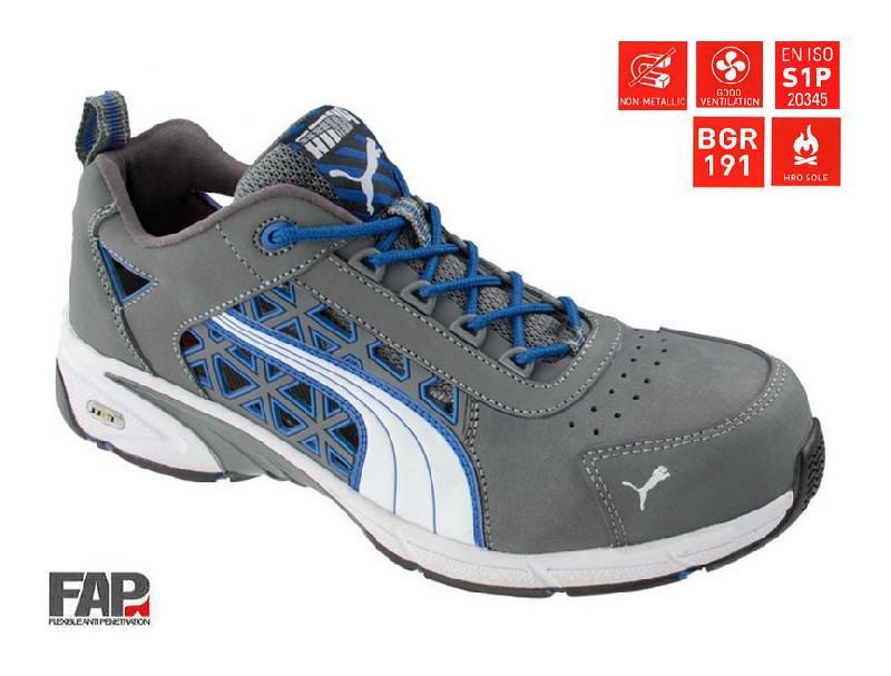Blue S1p Stream Chaussures Sra Puma Sécurité Pointure De Hro 41 QhtrsdCx