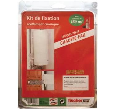 FISCHER - KIT SCELLEMENT FIS VS150 GRIS 150ML - 26376