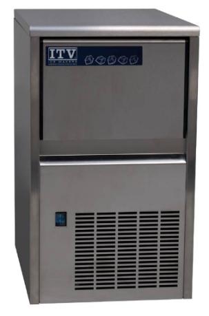 Machine glacons pleins itv alfa 20 kg air - Sac glacons 20 kg ...