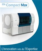 Analyseur automatique sta compact max® : l'innovation née de l'expertise