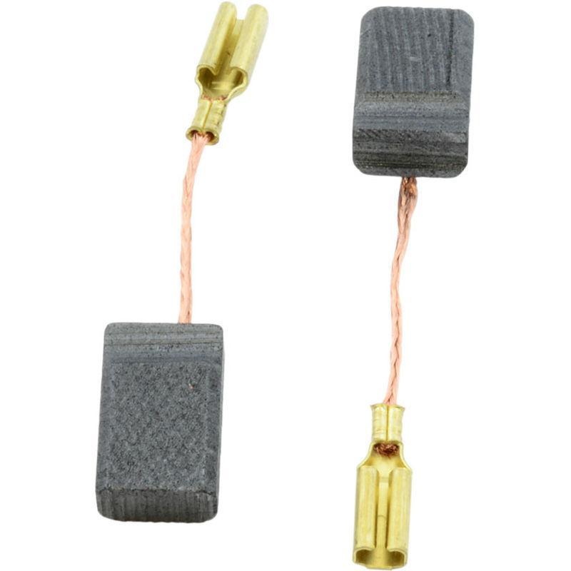 5x8x15mm Remplace 2.604.321.917 /& 2.607.014.001 Balais de Charbon pour Bosch