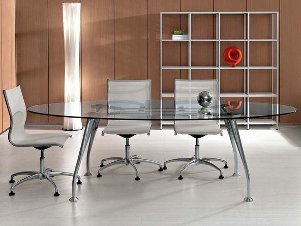 photos tables de reunions page 3. Black Bedroom Furniture Sets. Home Design Ideas