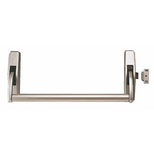 Barre anti panique 1 point r versible longueur 900 mm - Porte anti panique ...