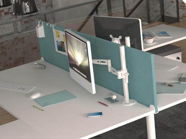 bras support cran pour bureau comparer les prix de bras support cran pour bureau sur. Black Bedroom Furniture Sets. Home Design Ideas
