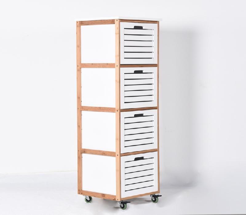 Armoires de cuisine comparez les prix pour for Meuble a tiroirs sur roulettes