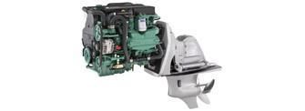 moteur volvo penta diesel sterndive d3 130 sx. Black Bedroom Furniture Sets. Home Design Ideas
