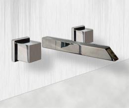 Ludovic pertosa design produits robinet melangeur pour for Robinetterie murale lavabo