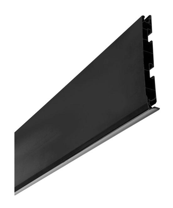 bandeau pvc nicoll rev tements modernes du toit. Black Bedroom Furniture Sets. Home Design Ideas