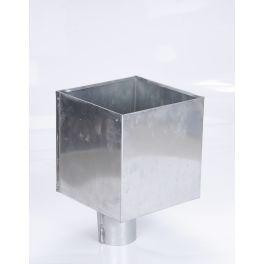 Fixations goutti res et descentes comparez les prix pour - Boite a eau zinc ...