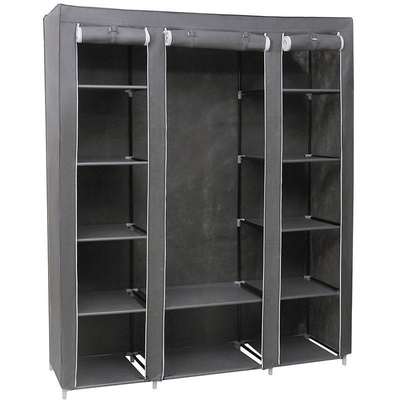 penderie songmics achat vente de penderie songmics comparez les prix sur. Black Bedroom Furniture Sets. Home Design Ideas