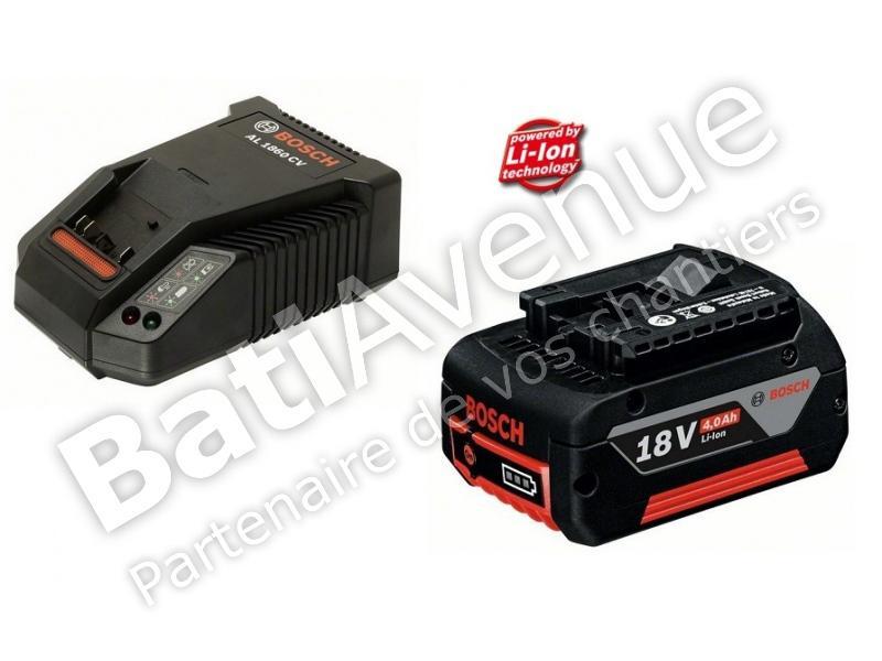 Batterie 14 4 volts 1 x 4 0ah bosch - Batterie perceuse bosch ...