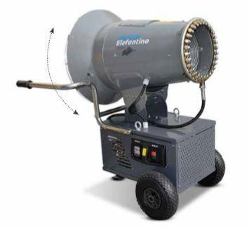 Canon brumisateur elefantino