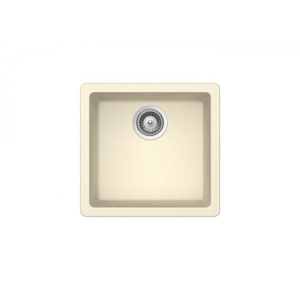 ROCA RIGA EVIER REVERSIBLE 1 CUVE 400 BEIG - A880140240