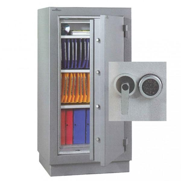 armoire ignifuge papier 2 heures 260 litres a code. Black Bedroom Furniture Sets. Home Design Ideas