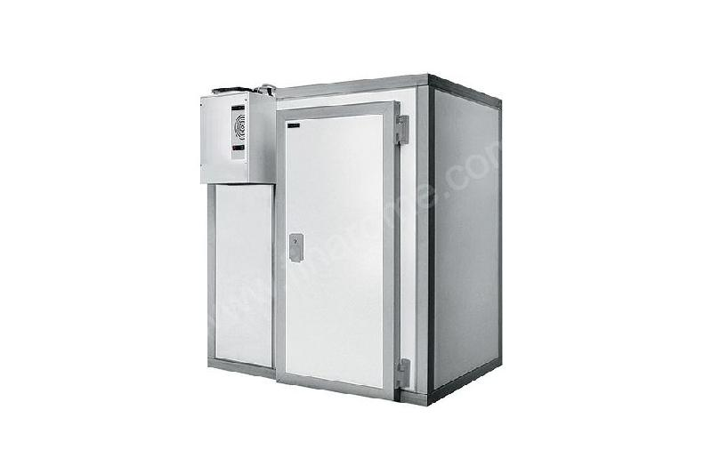 chambre froide professionnelle 6 12 m italinox comparer les prix de chambre froide. Black Bedroom Furniture Sets. Home Design Ideas