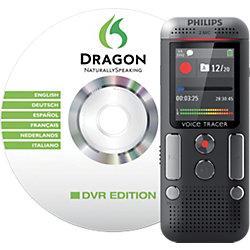 ENREGISTREUR NUMÉRIQUE PHILIPS VOICE TRACER DVT2700 MP3  WAV 4 GO
