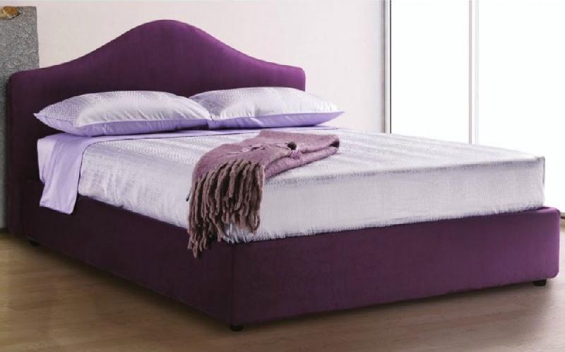 lit coffre madrigale haut de gamme avec tête de lit 160