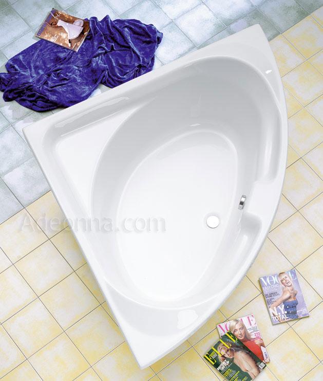 baignoire d 39 angle loona comparer les prix de baignoire d. Black Bedroom Furniture Sets. Home Design Ideas