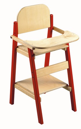 chaise haute filou. Black Bedroom Furniture Sets. Home Design Ideas