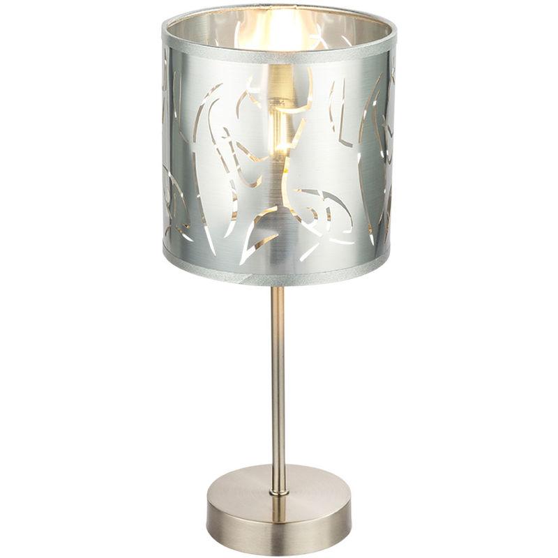 Lampe avec abat jour globo Achat Vente de lampe avec