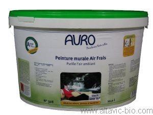 PEINTURE NATURELLE MURALE AIR FRAIS AURO 328