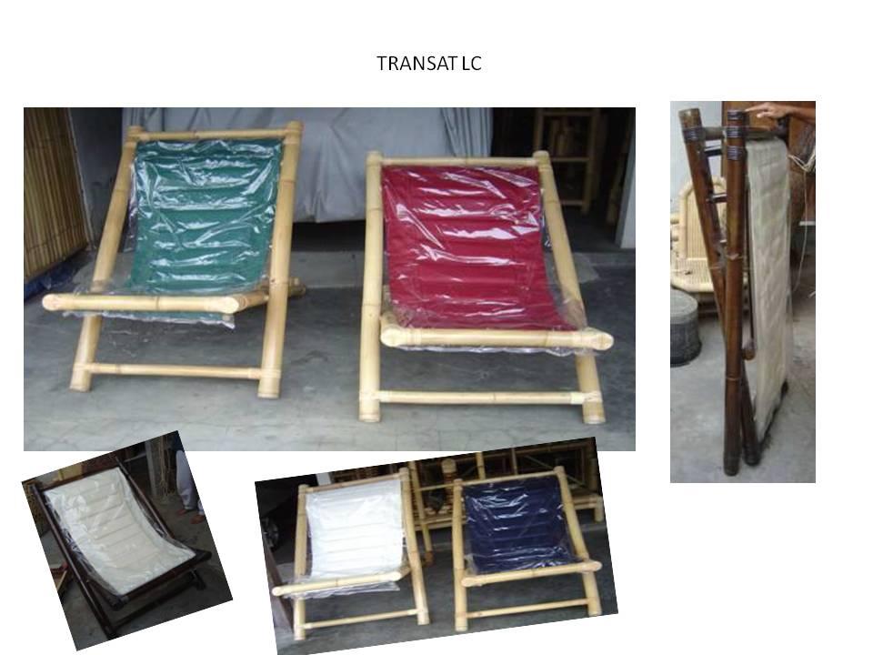 Transat bambou tissus traite anti uv for Tissu anti uv exterieur