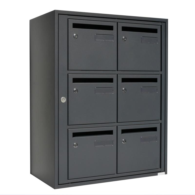 boites aux lettres multiples tous les fournisseurs boite lettre collective boite lettre. Black Bedroom Furniture Sets. Home Design Ideas